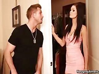 Bohemian xxx Hot skinny Kendall Karson cheats first of all boyfriend respecting his sprog