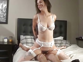 Little Sister Gets Creampied