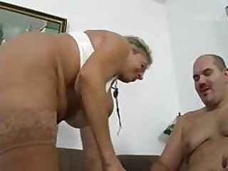 xxx mistiness German full-grown Angie 52y