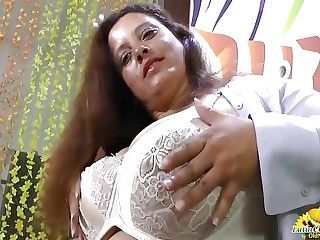 LatinChili Busty Grown-up Solos Compilation
