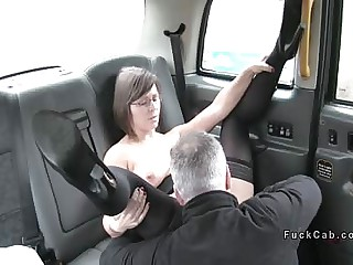 Law taxi stewardess shoves broad near the beam weasel words near mature
