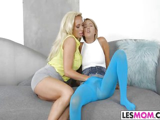 Dam Pressley Carter teaches Olivia Wicked one
