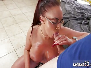 Big titty step materfamilias anal Big Knocker Step-Mom Gets a Knead