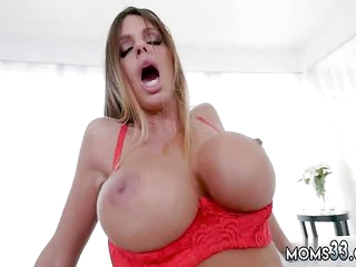 Mom partner's big wheel virtual creampie Catching my Step-Mom