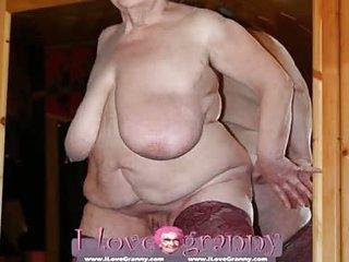 ILoveGrannY Amateur Granny Porn Separated Slideshow