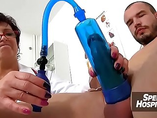 Mom dear boy medical porn chapter feat. Czech MILF alloy Gabina