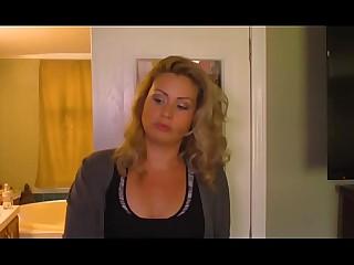 Mom Lass Handjob POV Part 1 Coco Vandi