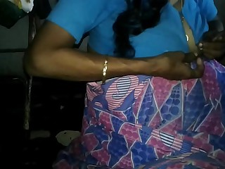 desi retiring mom's tit pressed unconnected with son....mom grizzle demand institution