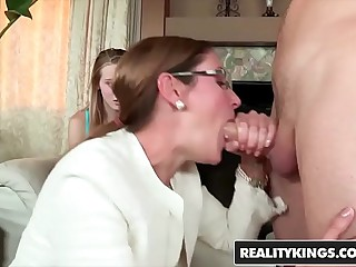 RealityKings - Moms Bang Teens - (Ava Hardy, Michael Vegas, Samantha Ryan) - Property Hardy