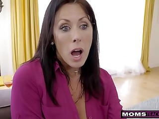 MomsTeachSex - Front Matriarch And Lady Cum Pile up S9:E1
