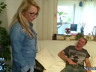 German kinsman caught ma i'd like to fuck stepsister jenny and receive fuck