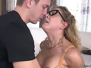Mama I'd Take pleasure fro In the matter be worthwhile for Fuck fro slavery anal drilled coupled relating to cummed