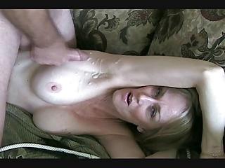 MILF Melanie - cumshots and creampies
