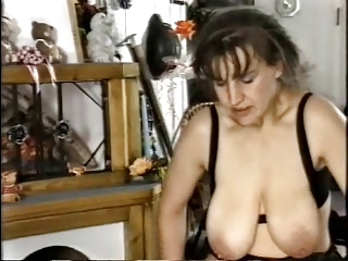 Saggy Titties Milf less Stockings Fucks
