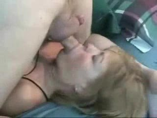 Knockout adult dilettante milf mom blowjob indiscretion fucked