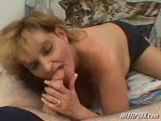Redhead Granny Milf Porn