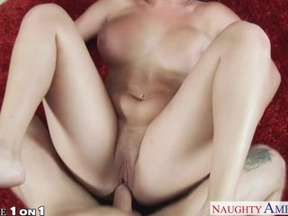 Housewife Brooke Wylde In the air Cock In Pov