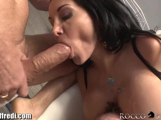 RoccoSiffredi Maddy O'Reilly Anal Ravaged